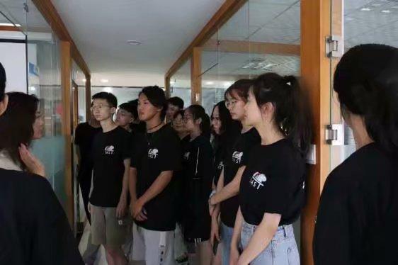 南京郵電大學通達學院大學生暑期社會實踐活動圓滿結束(圖5)