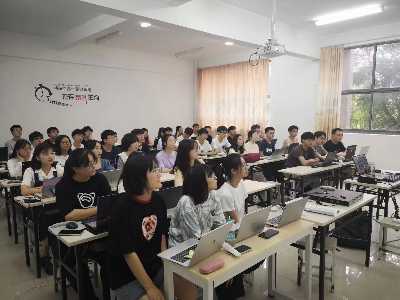 """南郵通達-聚策科技""""IT菁英""""圓滿結束(圖2)"""